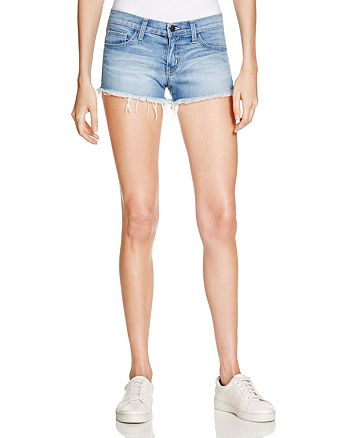 Flying Monkey - Cutoff Denim Shorts in Medium Wash - 100% Exclusive