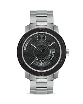 Movado BOLD - Dual Time Watch, 43.5mm