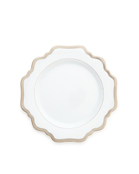Anna Weatherley - Simply Anna Antique Platinum Salad Plate