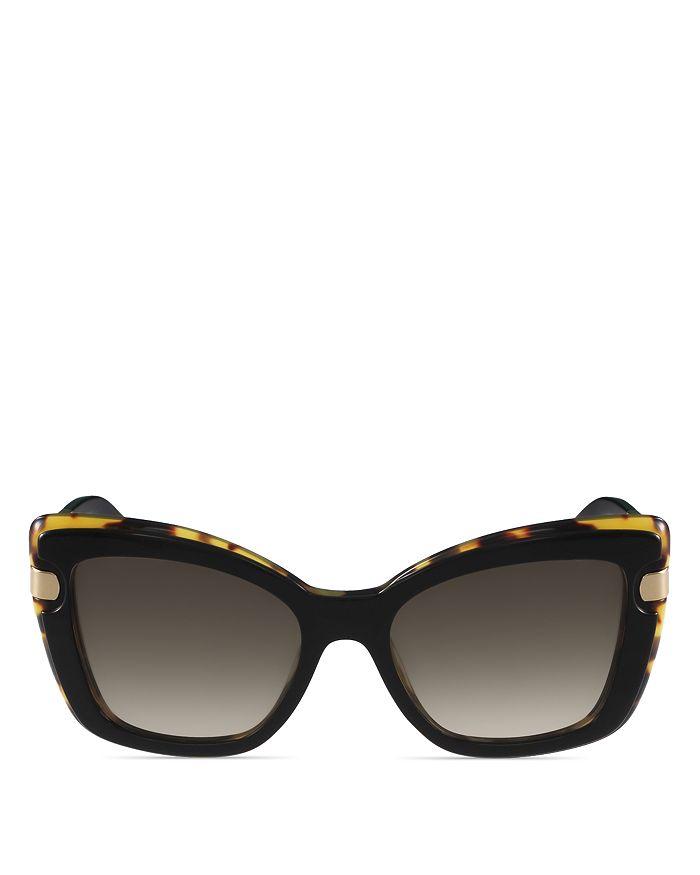 Salvatore Ferragamo - Women's Zyl Square Butterfly Sunglasses, 54mm