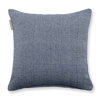 "Madura - Chambray Decorative Pillow Cover, 16"" x 16"""