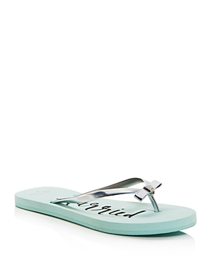 191e7377ecff UPC 888445650413 product image for kate spade new york Nadine Just Married Flip  Flops