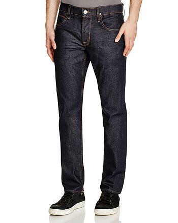 Hudson - Blake Slim Straight Fit Jeans in Annex