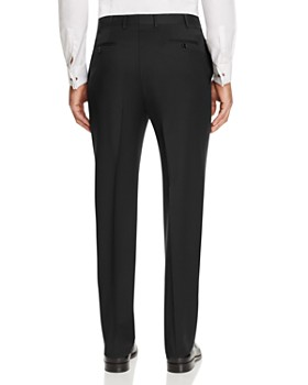 Canali - Siena Classic Fit Wool Dress Pants