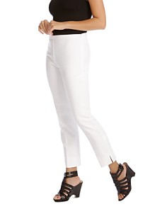 Karen Kane - Straight Leg Ankle Pants