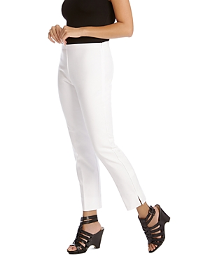 Karen Kane Straight Leg Ankle Pants