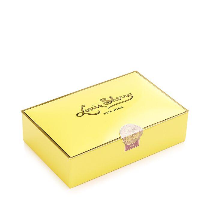 Louis Sherry - Canary Chocolate Truffle Box, 12 Piece