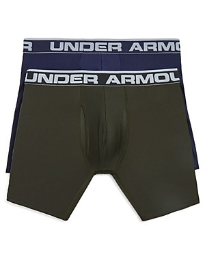Under Armour Original Series Boxer Briefs, Set of 2