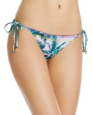 PilyQ Stitched Bikini Bottom