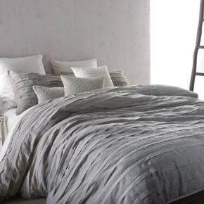 Dkny Loft Stripe Grey Duvet Cover King Bloomingdales S