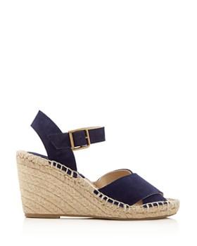 Soludos - Women's Crisscross Espadrille Wedge Sandals