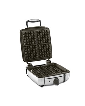 All-Clad - 4-Slice Belgian Waffle Maker