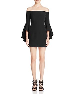 Milly Italian Cady Selena Mini Dress