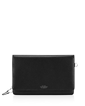 Smythson Leather Pochette