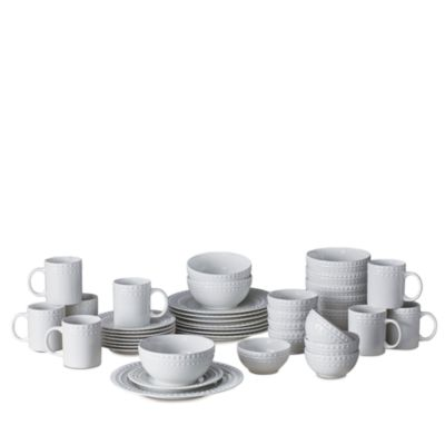 pdpImgShortDescription  sc 1 st  Bloomingdale\u0027s & Mikasa Dots 40-Piece Dinnerware Set | Bloomingdale\u0027s
