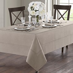 "Waterford Corra Tablecloth, 70"" x 144"" - Bloomingdale's Registry_0"