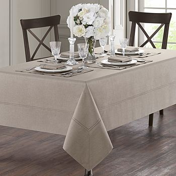 "Waterford - Corra Tablecloth, 70"" x 144"""
