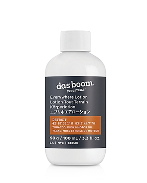 Das Boom Industries Everywhere Lotion Travel Size