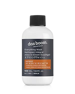Das Boom Industries Detroit Everything Wash Travel Size