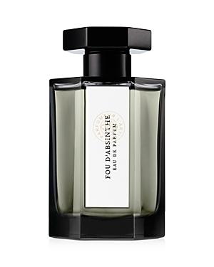 L'Artisan Parfumeur Fou D'Absinthe Eau de Parfum 3.4 oz.