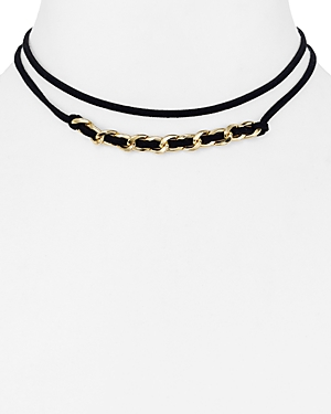 Jules Smith Chain Choker Necklace, 12