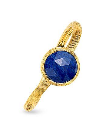 Marco Bicego - Jaipur Lapis Ring in 18K Yellow Gold