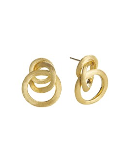Marco Bicego - Jaipur 18 K Yellow Gold Loop Earrings
