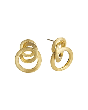 Click here for Marco Bicego Jaipur 18K Yellow Gold Loop Earrings prices