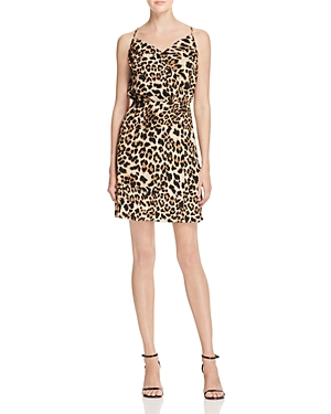 Amanda Uprichard Leopard Print Dress - 100% Exclusive