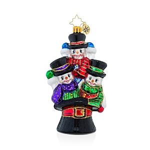 Christopher Radko North Pole Trio Ornament