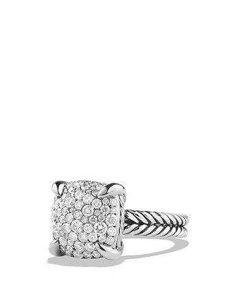 David Yurman - Châtelaine Ring with Diamonds