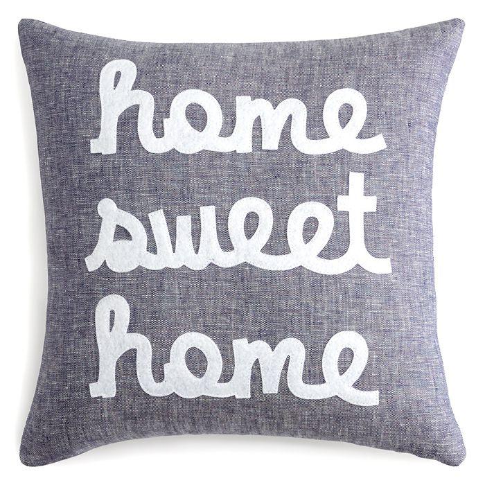 "Alexandra Ferguson - Home Sweet Home Decorative Pillow, 16"" x 16"" - 100% Exclusive"