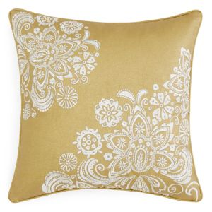 Sky Alana Embroidered Decorative Pillow, 18 x 18 - 100% Exclusive