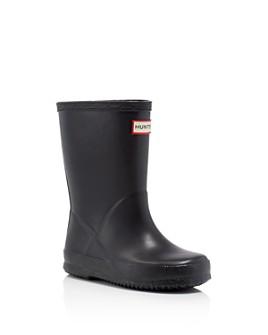 Hunter - Unisex First Rain Boots - Walker, Toddler, Little Kid