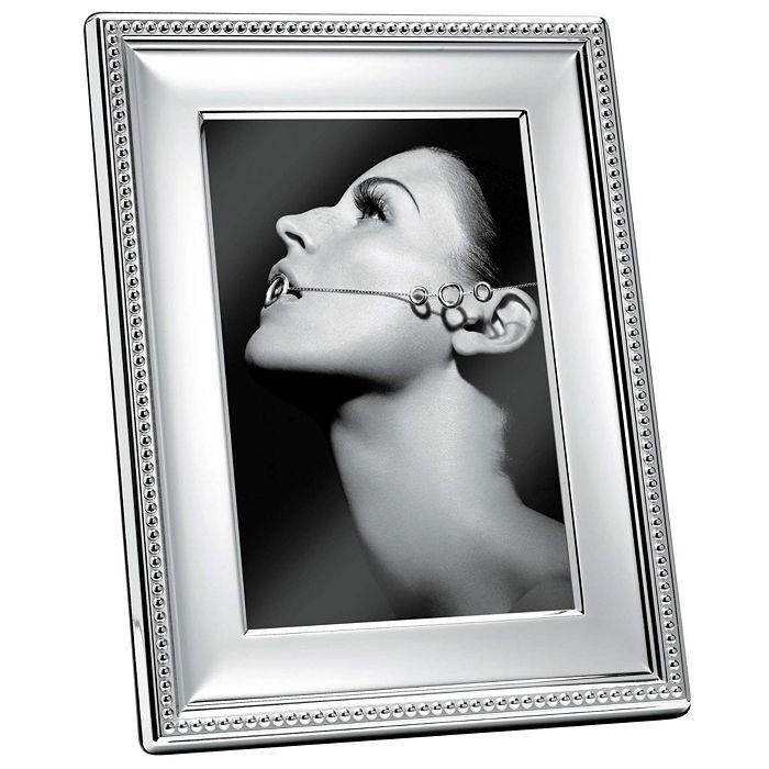 Christofle - Perles 13x18 Frame