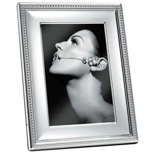 Christofle Perles Frame, 7 x 9.5