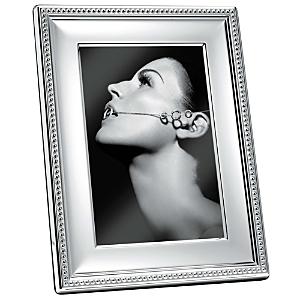Christofle Perles Frame, 10 x 15