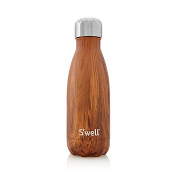 S'well - Teakwood Bottle, 9 oz.