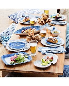 Juliska - Berry & Thread Sealife Dinnerware