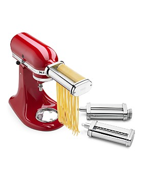 KitchenAid - 2-Piece Pasta Cutter Attachment Set #KSMPCA