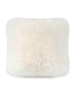 "UGG® - Sheepskin Decorative Pillow, 18"" x 18"""