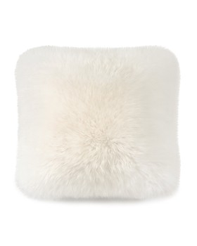 "UGG® - Sheepskin Decorative Pillow, 18"" x 18"""