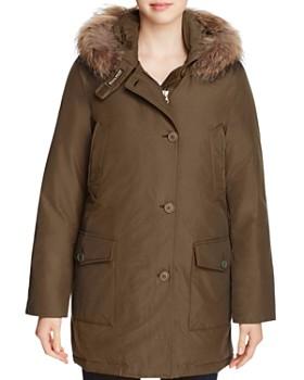 WOOLRICH JOHN RICH & BROS - Arctic Fur Trim Parka