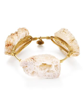 Bourbon & Boweties - Geode Bangle