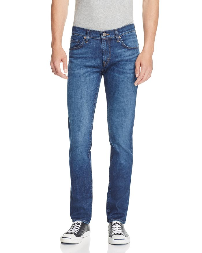 J Brand - Tyler Slim Fit Jeans in Diran