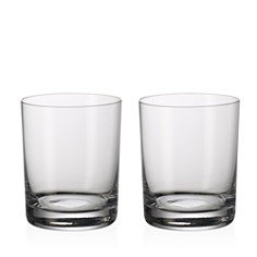 Villeroy & Boch Purismo Bar Double Old Fashioned Glass, Set of 2 - Bloomingdale's_0