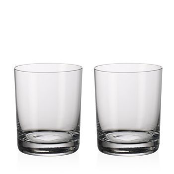 Villeroy & Boch - Purismo Bar Double Old Fashioned Glass, Set of 2