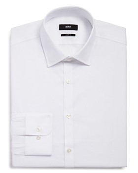 6ecfe655a BOSS - Marley Sharp Fit - Regular Fit Dress Shirt ...