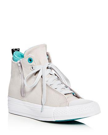 ec70e191b269f7 Converse - Women s Chuck Taylor All Star Selene Shield Canvas High Top  Sneakers