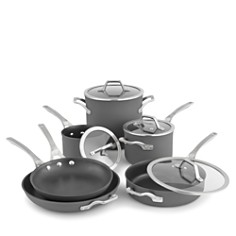 Calphalon Signature Nonstick Cookware 10-Piece Cookware Set - Bloomingdale's_0